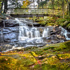 Potts Falls, Bracebridge, Ontario