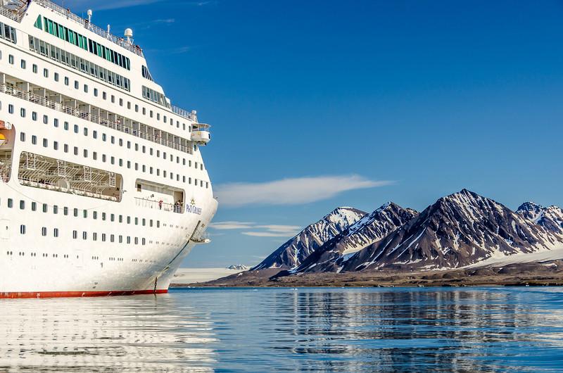 Norway 1 352 Ny Alesund, Kongsfjorden, Spitsbergen
