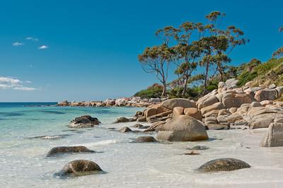 Binalong Bay, St Helens, Tasmania