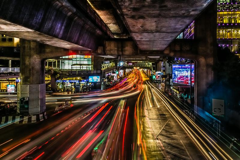 Things are speeding up in Bangkok