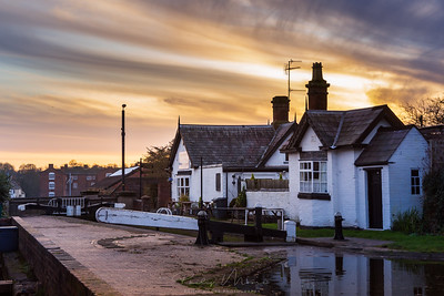 The Old Lock Keeper's Cottage
