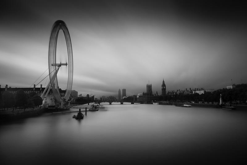 The Spinning Wheel, the London Eye