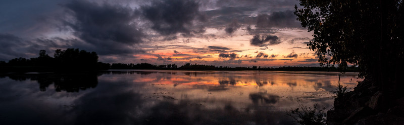 Lake Henry Panorama