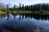 Reflections of Mt. Shuksan