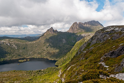 From Marion's Lookout, Cradle Mountain,Tasmania