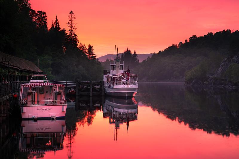 Red Loch Katrine 1