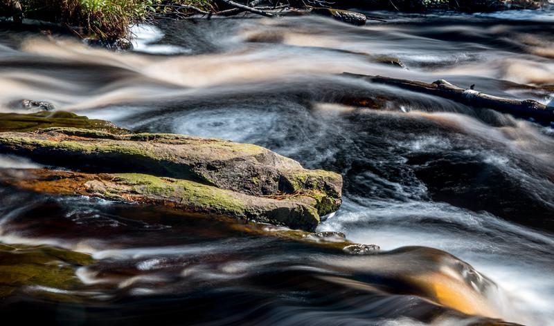 Dushenay Falls