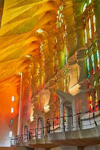 Barcelona; Sagrada Família
