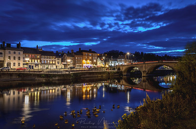 Bewdley by Night