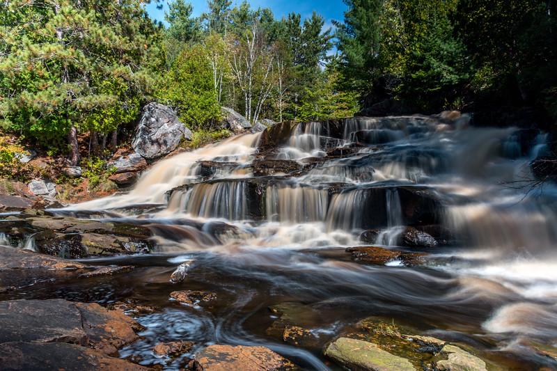 Duschaney Falls