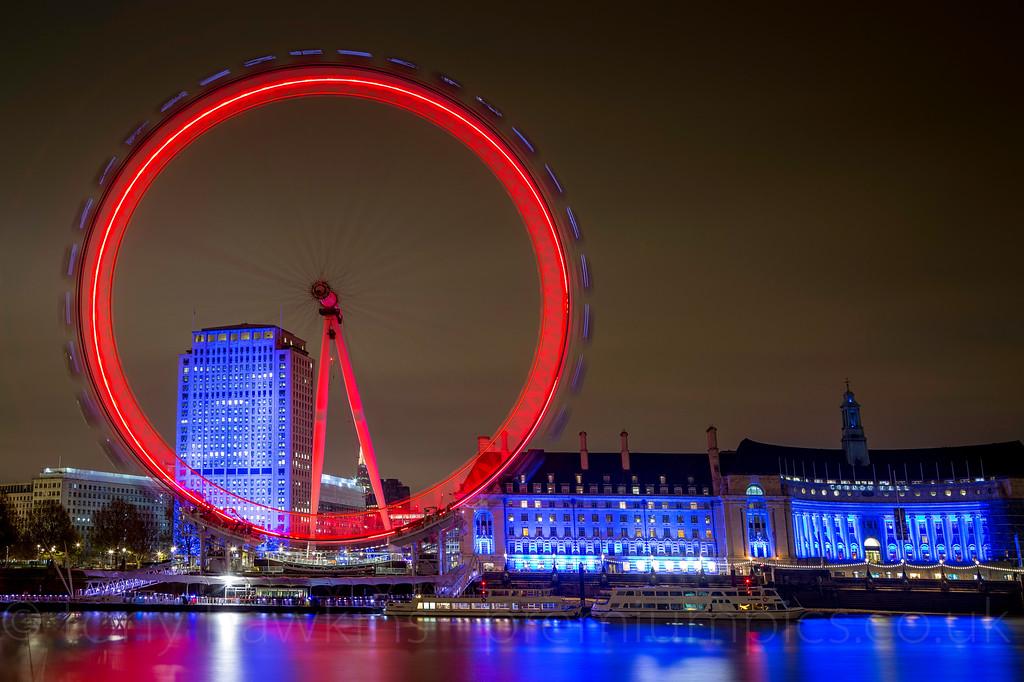 The Spinning Eye
