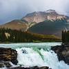 Day 2 con't: Athabasca Falls, Jasper Natl Park