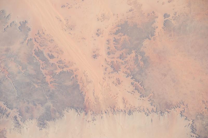 Gilf Kebir Planeau in Egypt