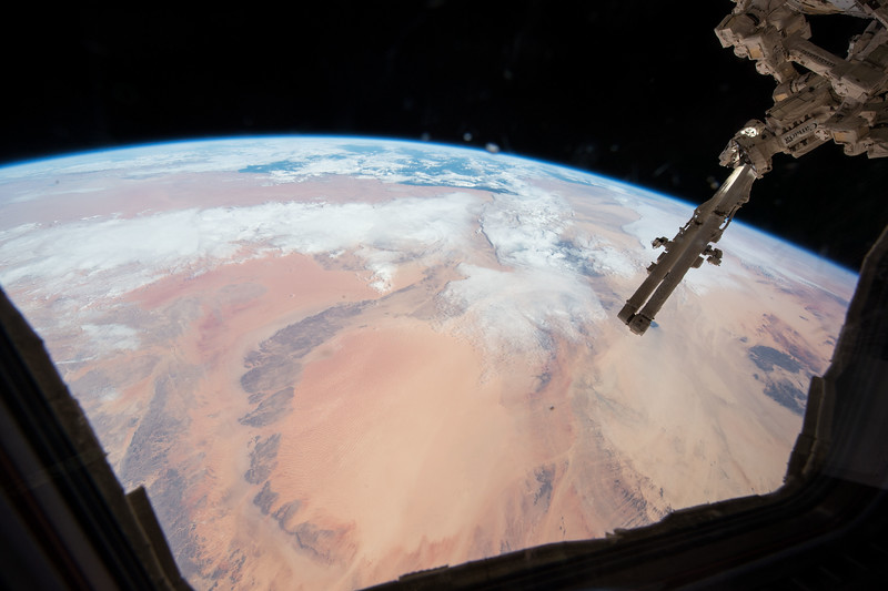 Murzuk Desert Libya