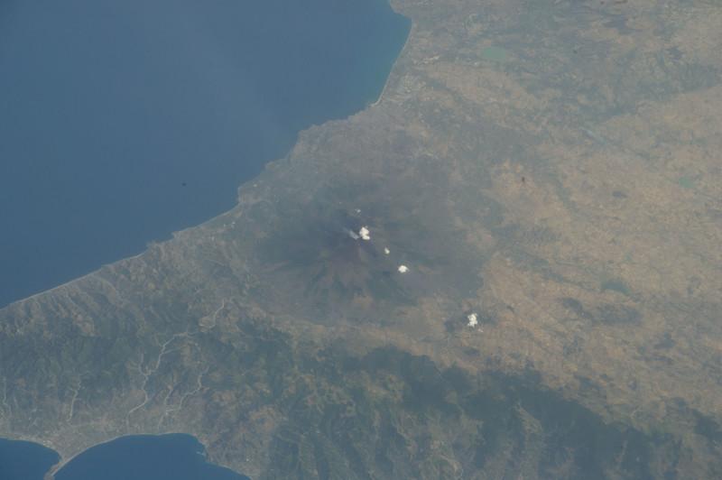Mt. Etna, Italy