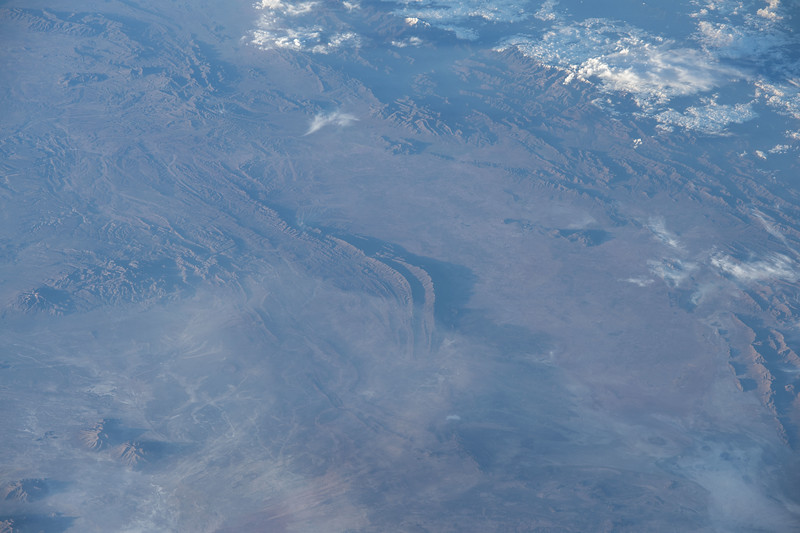 "The Altiplano (""high plain"") in South America"