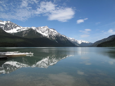 Chilkoot Lake, Alaska