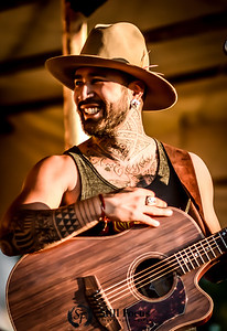 Nahko in the Black Hills