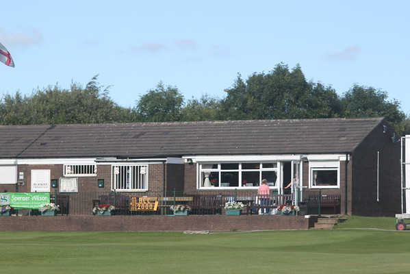 Cricket v Blackley July 2016