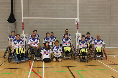 Halifax win WheelChair Challenge Cup 2016