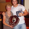 Sportsman of the Year Award - James Fairbank
