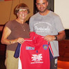 Maureen Booth - Shirt Sponsor - No 6