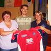 Shirt Sponsors No 13 - Sue Patrick & Pat Fossett