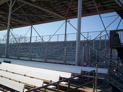 Fayette County Speedway Track Work 2010 Season