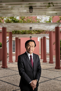 譚俊榮 Tam Chon Weng, Macau Secretary for Social Affairs and Culture