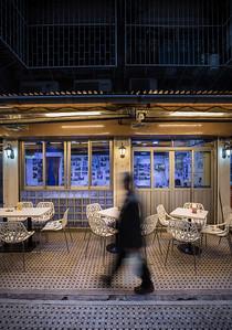 Exterior of Riquexo Macanese restaurant in Macau