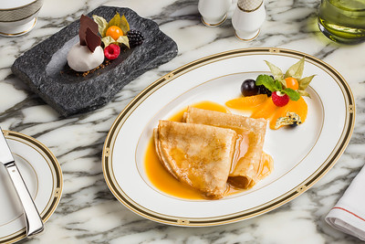 Ritz-Carlton Macau Cafe menu