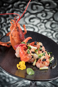 Lobster at Ying restaurant in the Altira Macau hotel