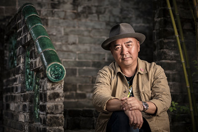 Simone Xue, chairman of the Beishan World Music Festival in Zhuhai, China.