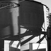 """Third Place<br /> Advanced Architecture/City Scape<br /> Kayla Clark <br /> Lawrence Free State HS<br /> Lawrence, KS<br /> Instructor: Marsha Poholsky<br /> """"Farm Shadow"""""""