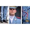 "Honorable Mention<br /> Advanced Informal-Environmental Portrait<br /> Sam Eichenwald <br /> St. Mark's School of Texas<br /> Dallas, TX<br /> Instructor: Scott Hunt<br /> ""The Guard"""