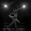 "Honorable Mention<br /> Advanced Informal-Environmental Portrait<br /> Savannah Pritchard <br /> Texas HS<br /> Texarkana, TX<br /> Instructor: Clint Smith<br /> ""Tiny Dancer 4"""