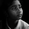 """Honorable Mention<br /> Advanced Formal (Studio) Portrait<br /> Kathan Ramnath <br /> St. Mark's School Of Texas<br /> Dallas, TX<br /> Instructor: Scott Hunt<br /> """"Crying In The Window"""""""