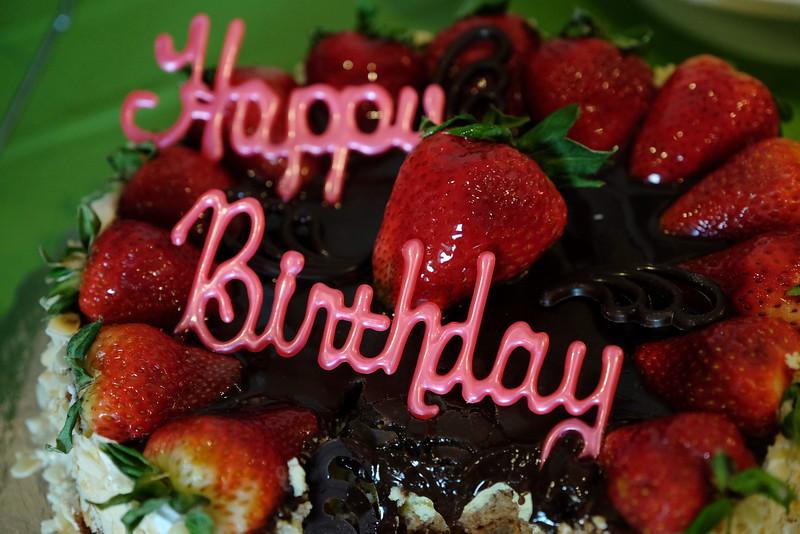 Fe Tabago's Birthday Party