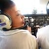 Pilot - Me flying a plane