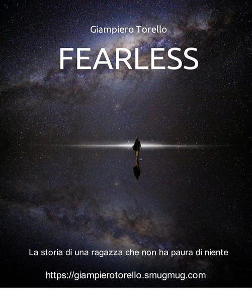 Fearless - ebook cover