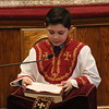 Holy Saturday - Scripture readings by Saturday Armenian School Students
