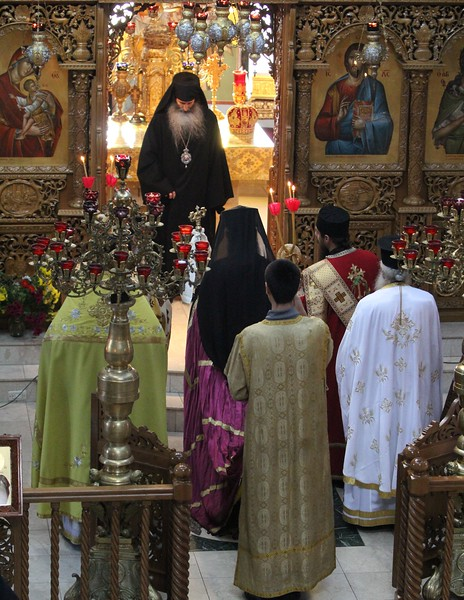 Feast day of Saint Demetrios  2015