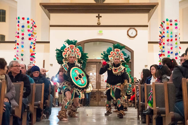 Feast of Our Lady of Guadalupe 2016