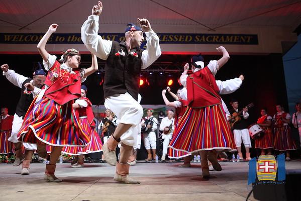 Grupo Folclorico do Clube Madeirense S.S. Sacramento