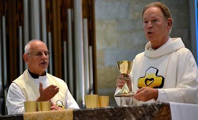 Fr. Dominic, Fr. Jim