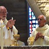 Fr. Ed and Fr. Dominic