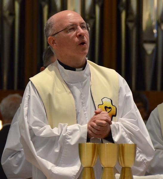 Fr. Stephen Huffstetter, general councilor
