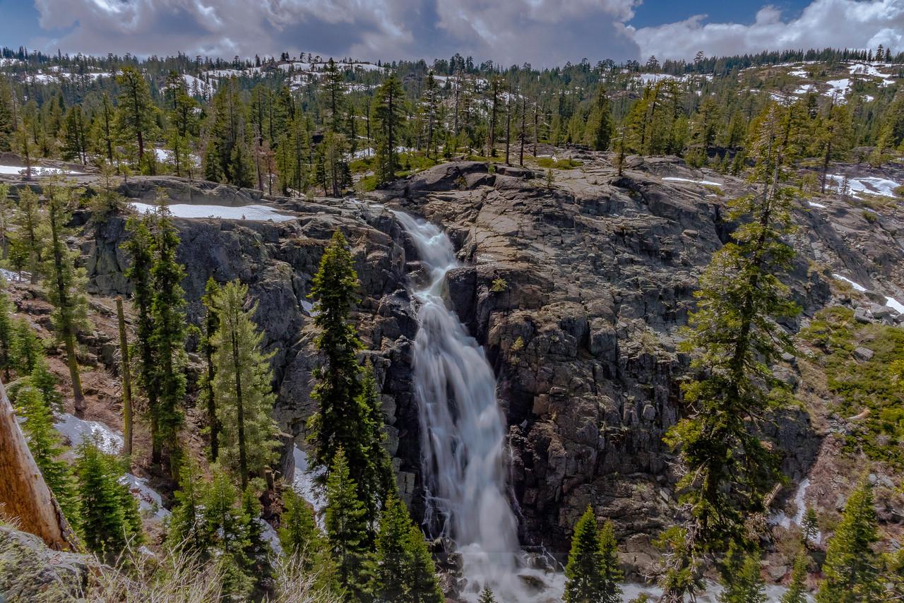 Frazier Falls Landscape