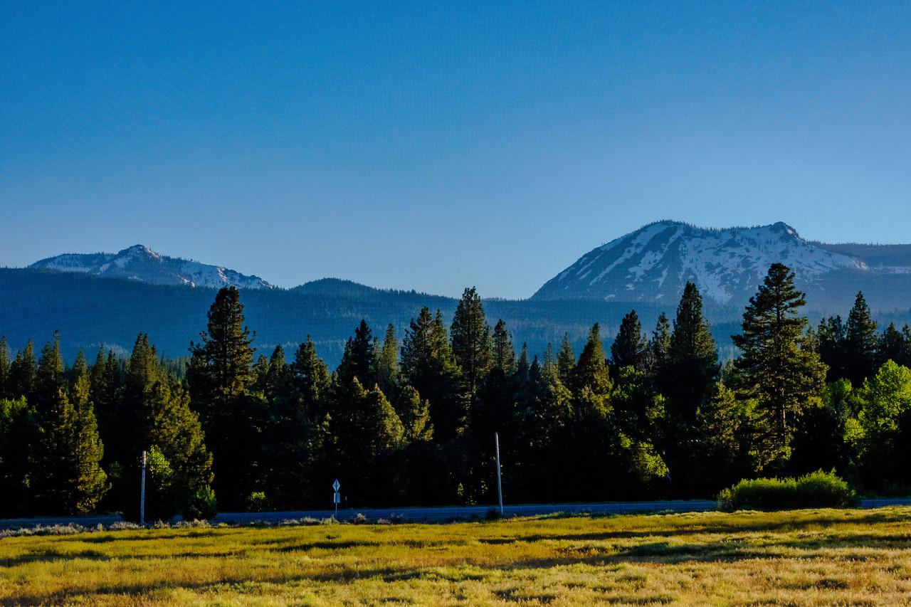 Mount Washington and Eureka Peak from Blairsden