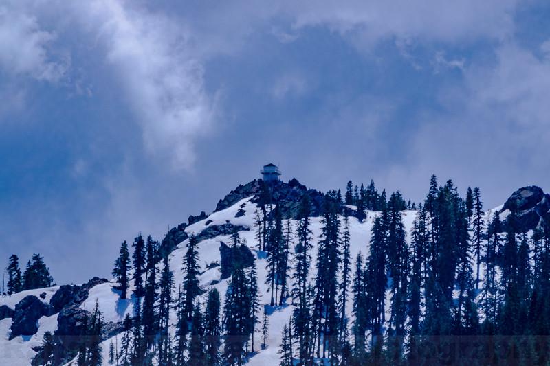 Mills Peak Lookour